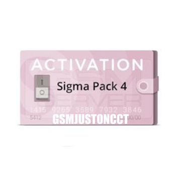 2020 New sigma pack4 / Sigma Pack 4 Activation Used to activate the Sigma box and Sigma key dongle кроссовки sigma sigma mp002xw1ip5b