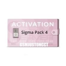 2020 חדש sigma תיבה/sigma מפתח/sigma חבילה 4 הפעלה משמש כדי להפעיל את Sigma תיבה וסיגמא מפתח dongle