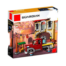 2019 Dorado Showdown Model compatible legoeryg Overwatching Building Block 75972 Children Toys Birthday Christmas Gift for Child lepin 50003 overwatching games compatible legoing 75972 dorado showdown set building blocks bricks educational toys christmas