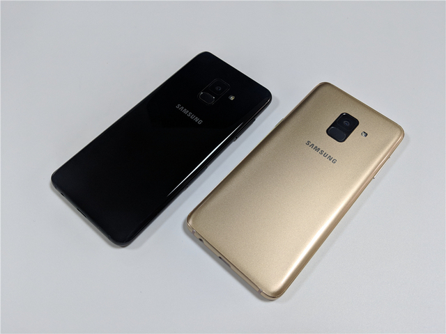 A530F Original Samsung Galaxy A8 (2018) Duos 5.6Inches Octa Core 4GB RAM 32GB ROM LTE 4G 16MP Camera Dual SIM Unlocked Cellphone 4