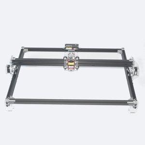 Image 4 - DVP6550 7000MW/6000MW/3000MWสีฟ้าCNCเลเซอร์2แกนDC 12V DIYแกะสลักเดสก์ท็อปไม้Router//เครื่องพิมพ์ + เลเซอร์