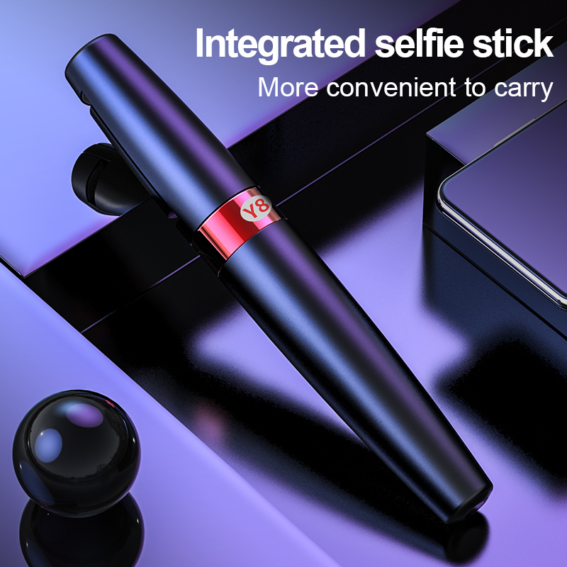 Foldable Phone Bluetooth Selfie Stick Tripod Handheld 3 In 1 Monopod Mini Selfie Stick Wireless Remote Control For IOS Android