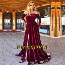 Красные вечерние платья Дубаи с вырезом лодочкой длинные а силуэт