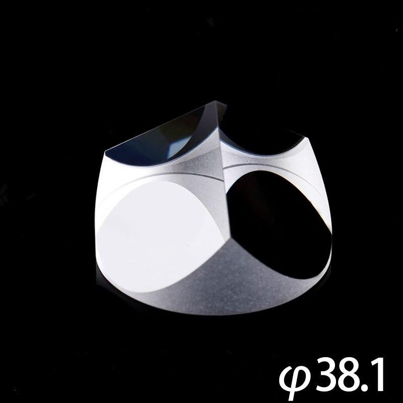 Optik cam piramit K9 malzeme optik yol rotasyon yüksek hassasiyetli piramit