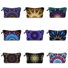 Vogvigo Constellation Makeup Bags With Cosmetics Pouchs For Travel Pouch Women Cosmetic Bag Toiletry Beauty Kit