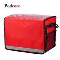 Super Large Cooler Bag Lunch Bags, Heat Preservation Box for Beer , Heat Preservation Thermal Bags Picnic Thermo bag