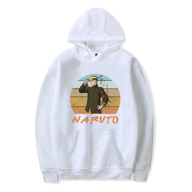 NARUTO THEMED HOODIE (25 VARIAN)