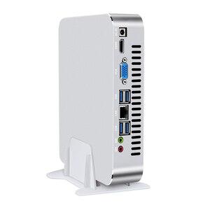 Image 5 - MSECORE core i7 8700 NVME SSD DDR4 Gaming Mini PC Windows 10 Desktop Computer game pc linux intel barebone HTPC HDMI VGA WiFi