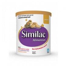 Смесь для детей с пищевой аллергией «Алиментум» Similac, с рождения, 400 г