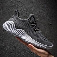 Fashion Men Shoes Breathable Lightweight Men