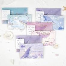 1pack/lot New Bronzed Sulfuric Acid Paper Envelope Letter Greeting Card Invitation
