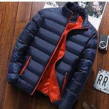 Hot Sale New Fashion Brand New Winter Jackets Parka Men Autumn Winter Warm Outwe