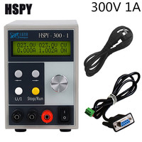 300V 1A HSPY Programmable adjustable power supply voltage regulator 220 v laboratory switching power supply switched source