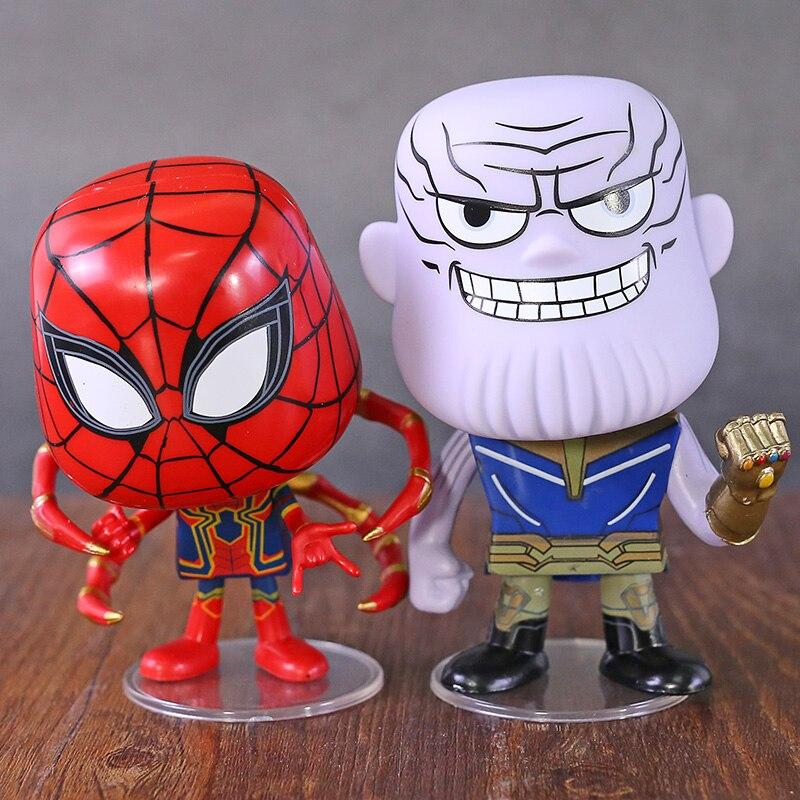 font-b-marvel-b-font-avengers-thanos-iron-spider-spiderman-bobble-head-pvc-action-figure-toys