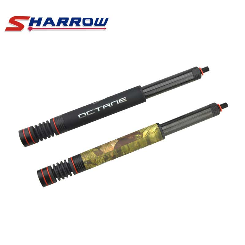 """Archery Bow Stabilizer 7/"""" to 11/"""" Adjustable Weight Balance Compound Bow"""