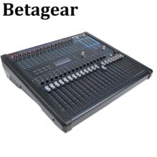 Betagear professional 16 Channel digital mixing console DGM1640 dj equipment mixer dj pro audio stage digital mixer audio
