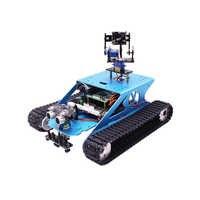 AiSpark-robot con cámara de vídeo y WiFi para Raspberry Pi 4B, robot inteligente con IA vision