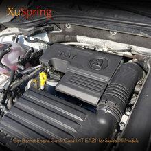 Cubierta para capó de motor, para Skoda Kodiaq / Octavia / Yeti / Rapid / Superb / Fabia 1,4 T EA211, 04E103925H 04E103932D