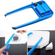 New 19x9cm Wire Foam Cutter Small Electric Styrofoam Polystyrene Craft DIY Hand Model Foam Cutting Tools
