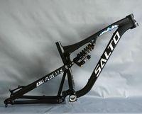 New SALTO AMR PLUS all-terrain Cross Mountain Down Hill bike alloy thru axle bicycle suspension frame MTB 27.5er Free shipping