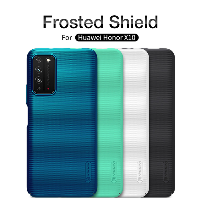 Honor funda para Huawei Honor X10 5G, Original, Nillkin, súper esmerilada, Honor X 10 X