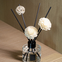 Fragrance Diffuser Refill-Sticks Rattan Reeds Flower Aromatic Incense Home Replacement