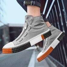 Erkek çorap Sneakers ayakkabı yürüyüş ayakkabısı spor çorap gibi örgü erkek Sneakers Tenis rahat yetişkinler eğitmenler Sapato Masculino