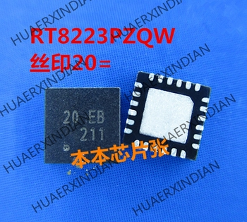 New RT8223PZQW 20=ED EF DF FF FH EE EL 20 QFN24 high quality image
