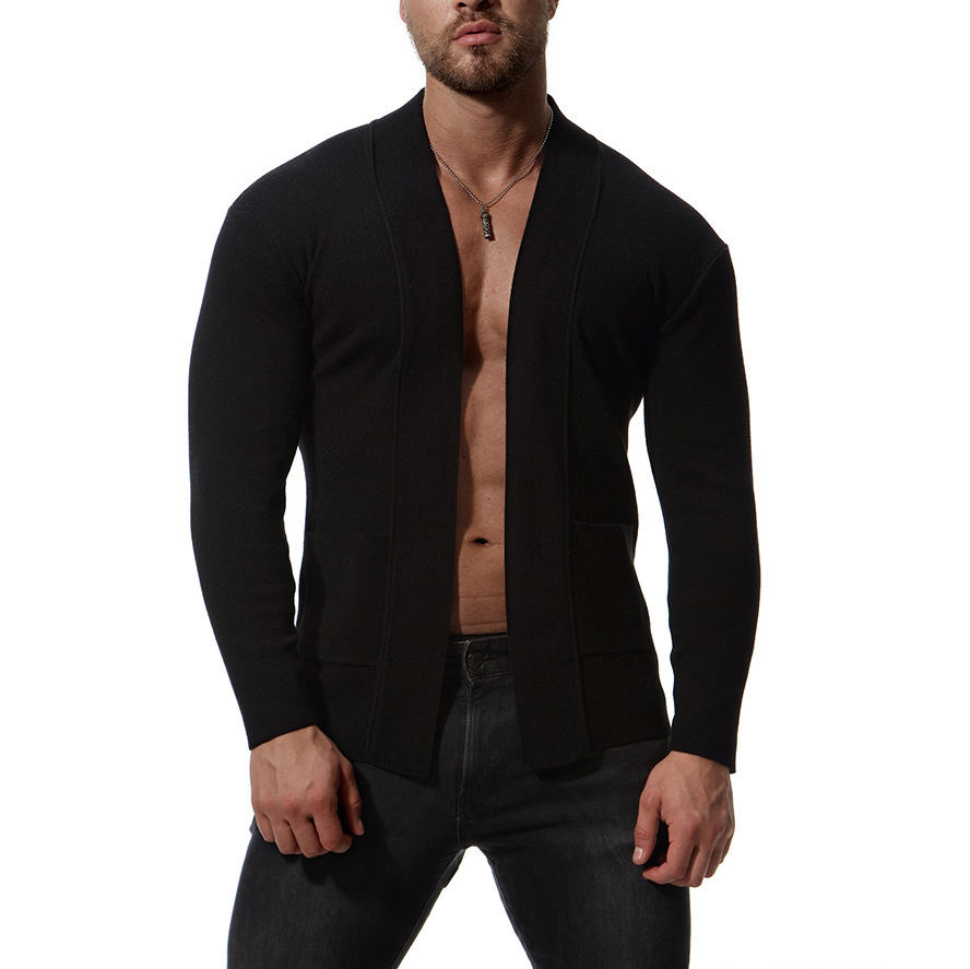 New Sweater Men  Casual Hooded Sweater  Femme