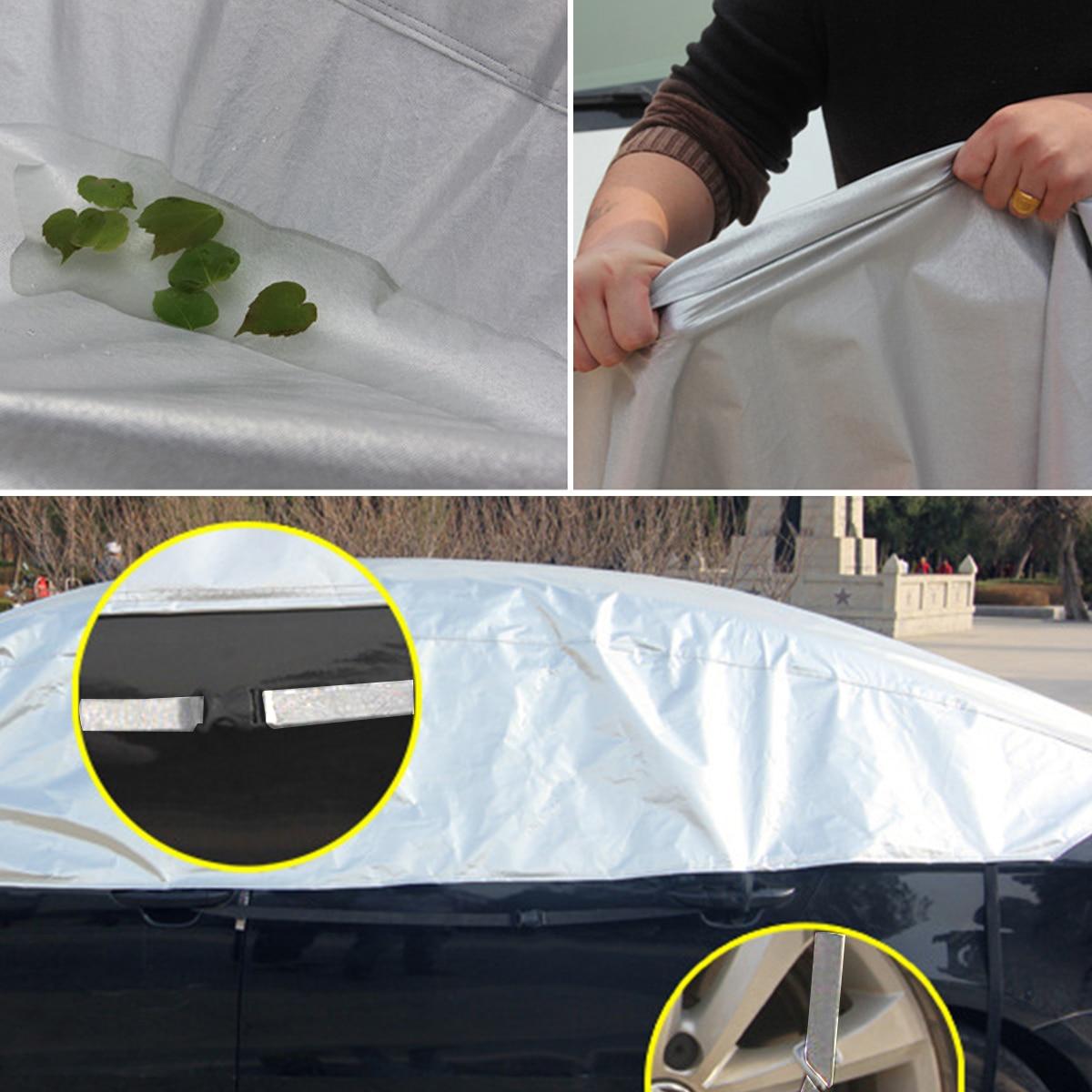 cheapest SUNICE 21X30CM Car Photochromic Film Color Changed Car Window Tint VLT 75percent 20percent Nano Tint Summer Solar UV Protector A4 sample