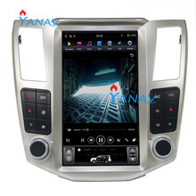 4+64GB Android 9.0 Car GPS Navigation For-LEXUS RX300/330/350/400h 2004-2008 Car radio player Auto stereo head unit Car Dvd Play 9ips android 8 1 car radio stereo head unit for toyota land cruiser prado 120 lexus gx470 2004 2009 no cd player buit in dsp