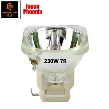 Gigertop 230W 7R MSD Stage Moving Head Light Bulb Brilliant Technology Light Sky Lamp 7R Beam Spot  Sniper Lighting