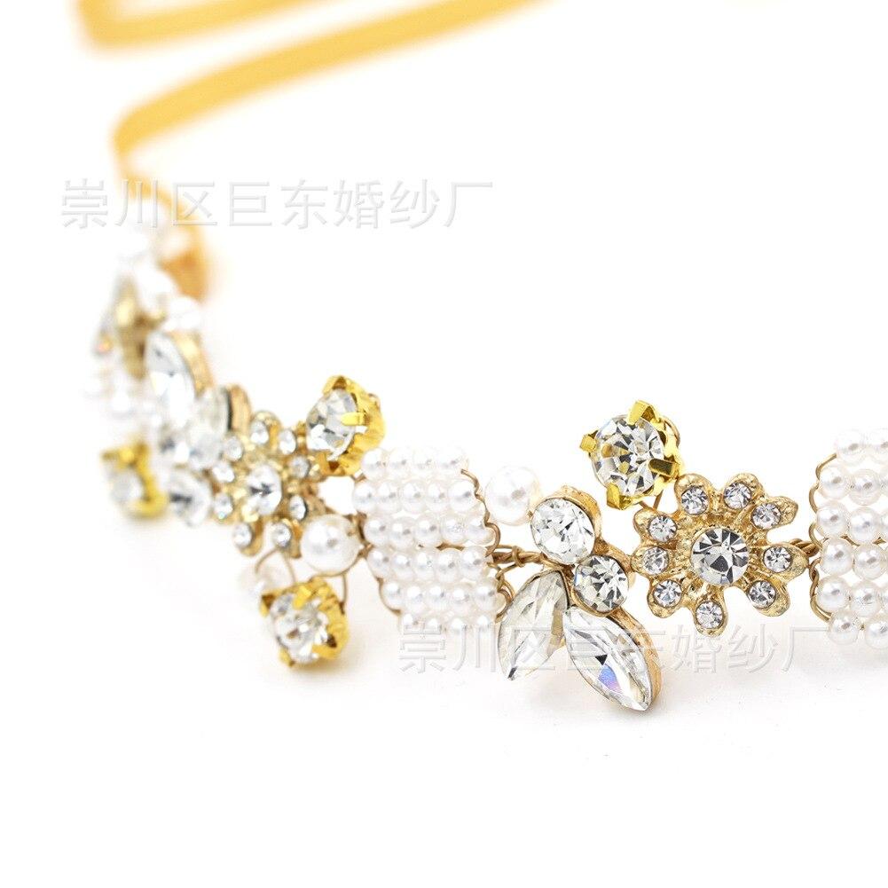 Be 8 Роскошная Новая пышная головная повязка Tiaras AAA кубический циркон Корона женские аксессуары для волос для свадебных подарков H143 - 4