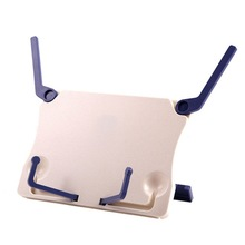 Folding Tabletop Music Stand ABS Sheet Music Holder Applicable for Guitar Piano Violin Universal Musical Instrument