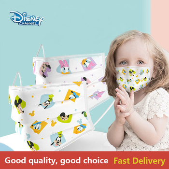 50pcs/10pcs/5pcs/1pcs Disney anime cosplay accessories Mickey for children boys girls protection cover mouth props fashion model 1pcs 2pcs 5pcs 10pcs 100