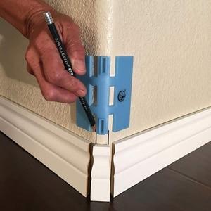 Image 5 - Cilindro dobrável, nível magnético de alta precisão, tubo de alta precisão, mini nível de bolha, para tubo, instalação de pilares de madeira