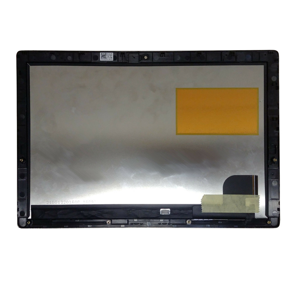 For Lenovo Miix510 Miix 510-12ISK 80U1 LCD Display Touch Screen Digitizer Glass Panel Assembly + Frame