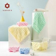Xiaogui 6 camada gaze toalha lavar o rosto, limpar as mãos tomar um banho e limpar a boca