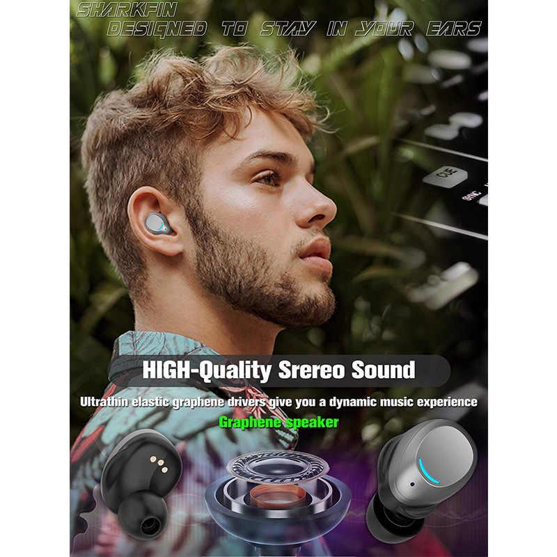 U9 TWS металлические сенсорные беспроводные наушники Bluetooth 5,0 наушники 6D стерео наушники с шумоподавлением игровая гарнитура для iphone xiaomi