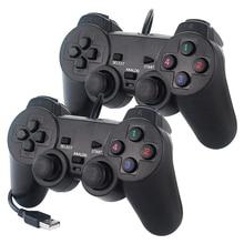 USB 게임 패드 와이어 조이패드 게임 컨트롤러 레트로 조이스틱 라스베리 파이 4 모델 B Retroflag NESPI PC megpi SUPERPi