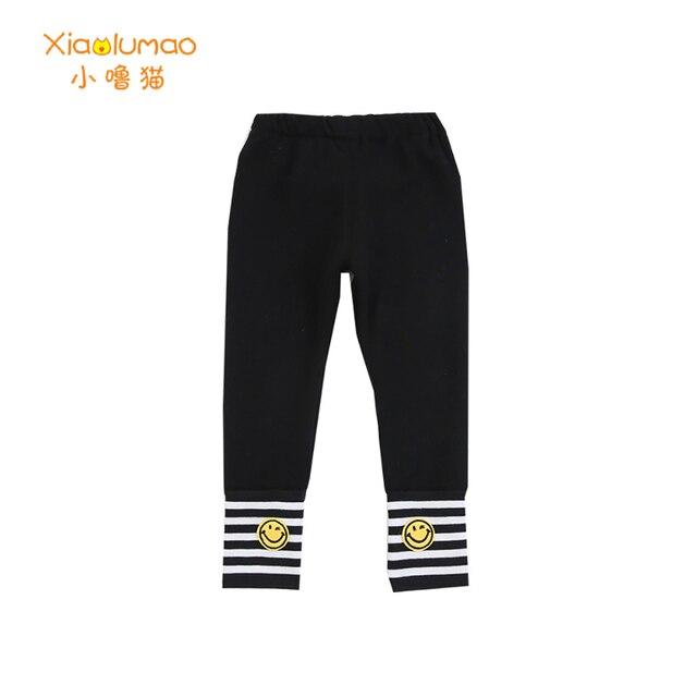 Купить детские леггинсы xiaolumao для девочек модные бархатные штаны картинки
