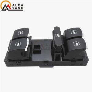 5ND959857 5ND 959 857 XSH 5ND959857XSH Power Window Regulator Master Switch For Skoda Fabia Octavia SuperB Yeti Volkswagen/VW CC(China)