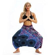 Print Yoga Pants Women Loose Gym Leggins yoga legging Workout Sportswear leggings For Running Fitness Jogging Sport Legging