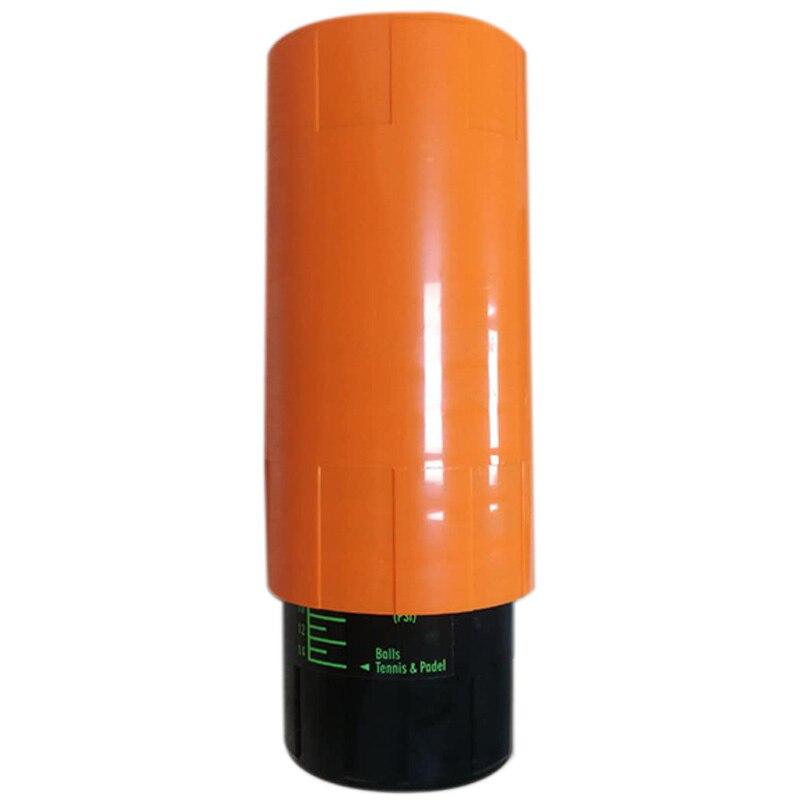XSXS--Tennis Ball Saver - Keep Tennis Balls Fresh And Bouncing Like New Orange