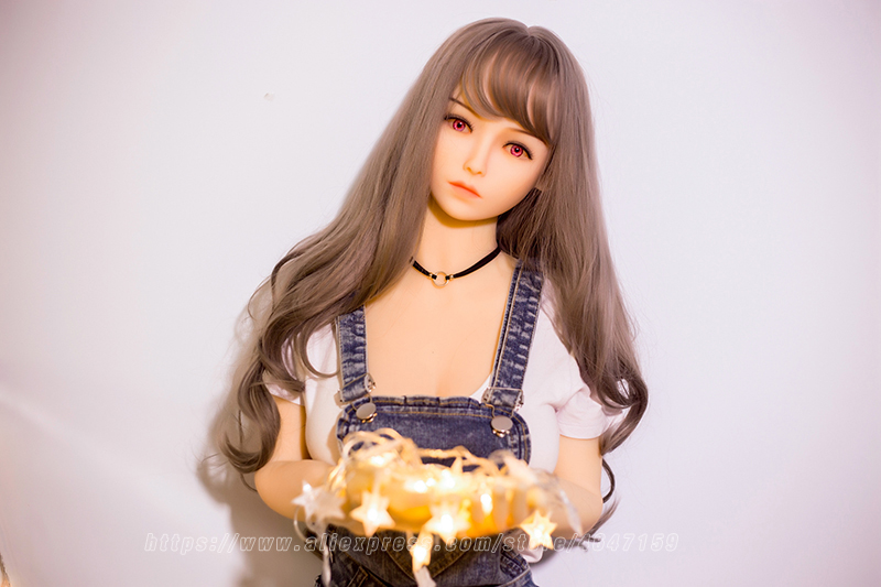 Image 3 - 158cm Lifelike Real EU Sex Doll, Full Size Silicone with Skeleton Love Doll Adult for Men Toys Big Breast Sexy Mini Vagina-in Sex Dolls from Beauty & Health