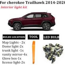 12x светодиодные лампы canbus автомобильные лампочки интерьер