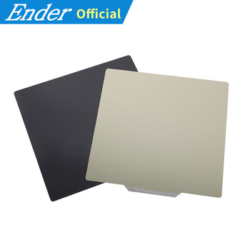 PEI Magnetic Flexible Heated Bed 3D printer part 235*235mm for Ender 3/Ender 3 Pro/Ender 5/ender-5 pro 3D printer Creality 3D фото