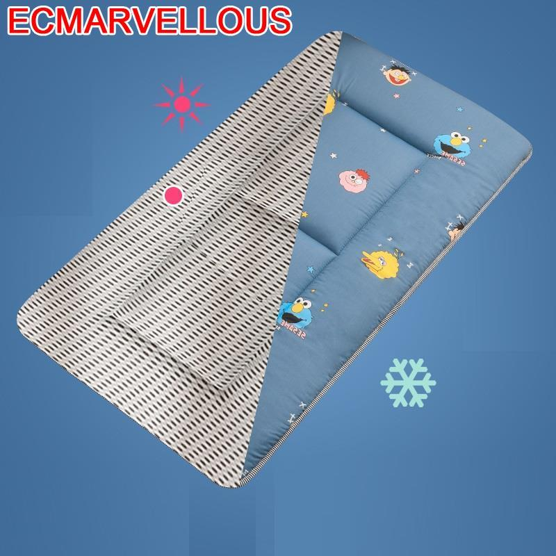 Jadi Kasur Coprimaterasso Mattresses Bedroom Furniture Topper Matratze Baby Bed Colchon Matras Matelas Materac Crib Mattress