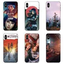 Pour Huawei Honor 5A 6A 6C 7A 7C 7X 8A 8C 8X9 10 P8 P9 P10 P20 P30 Mini Lite Plus coque souple Life Is Strange Nouveau Multi Couleurs(China)