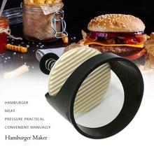 Molds Presses Hamburger Manual Machine-Tools Makers Beef Patty Multifunctional DIY Kitchen